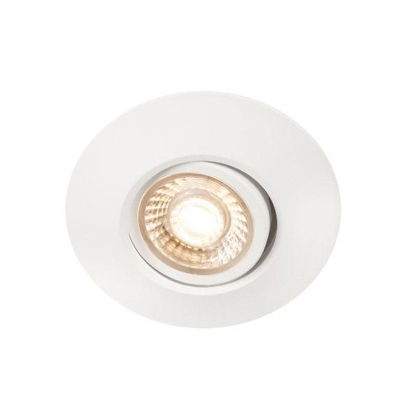 Hide-a-Lite Comfort Smart ISO Tilt Downlight hvit 2700 K
