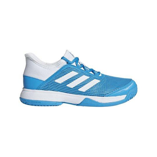 Adidas Adizero Club JR Treningssko, Blue 3 2/3