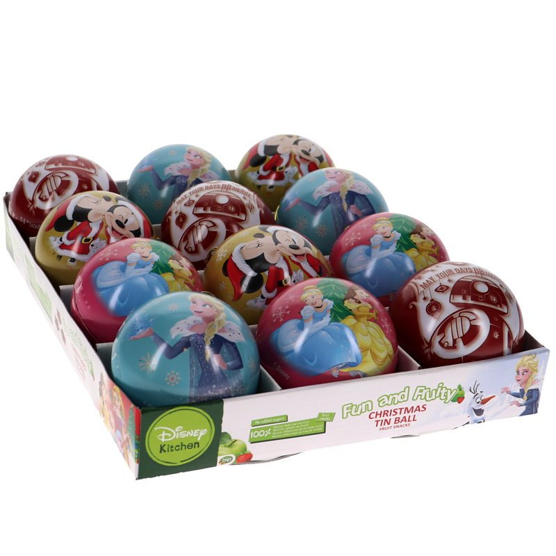 Julkulor med Fruktgodis 12-pack - 40% rabatt