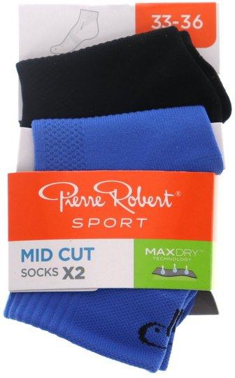Sportstrumpor 2-pack, stl 33-36 - 76% rabatt