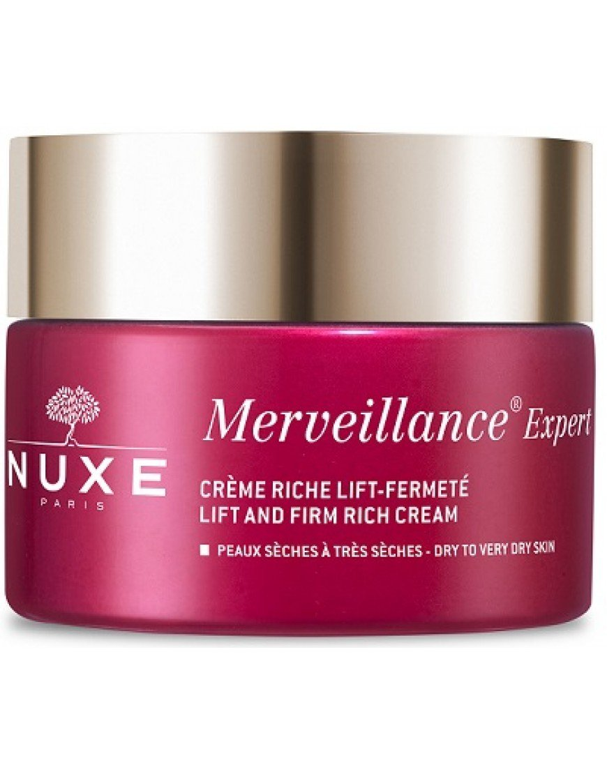 Nuxe - Merveilance Enriche For Visible Expression Lines Day Cream - Dry Skin 50 ml.