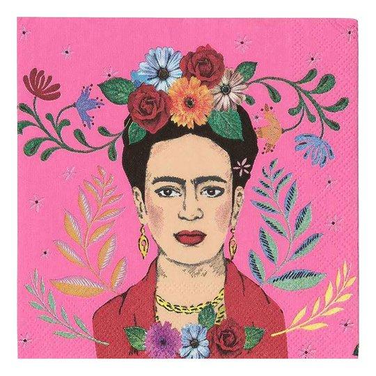 Servetter Boho Frida - 20-pack