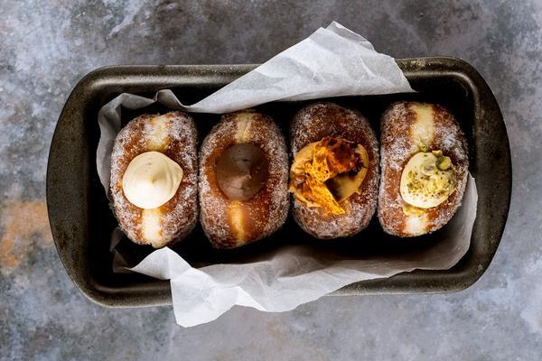 Virtual: Bake Doughnuts