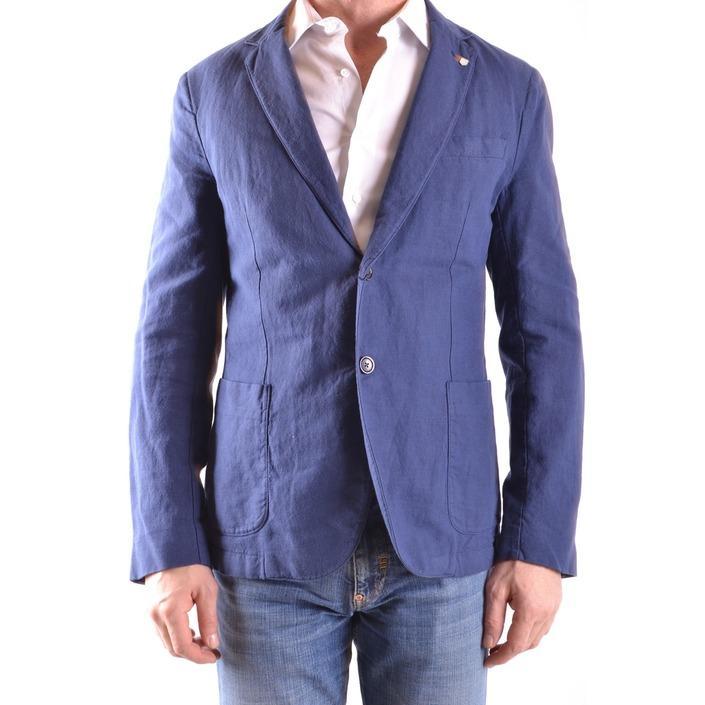 Gant Men's Blazer Blue 161059 - blue 52
