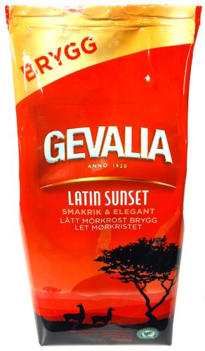 Latin Sunset - 39% rabatt