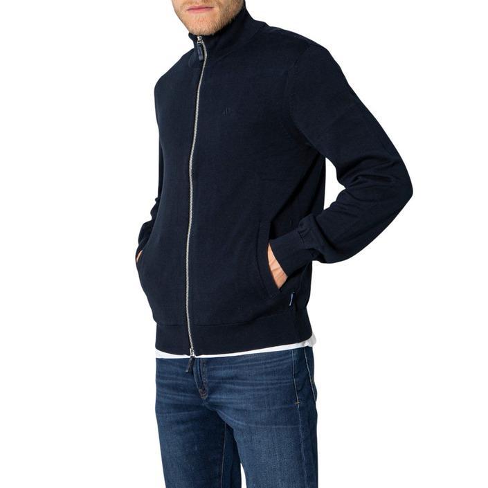 Armani Exchange Men's Sweater Blue 273166 - blue M