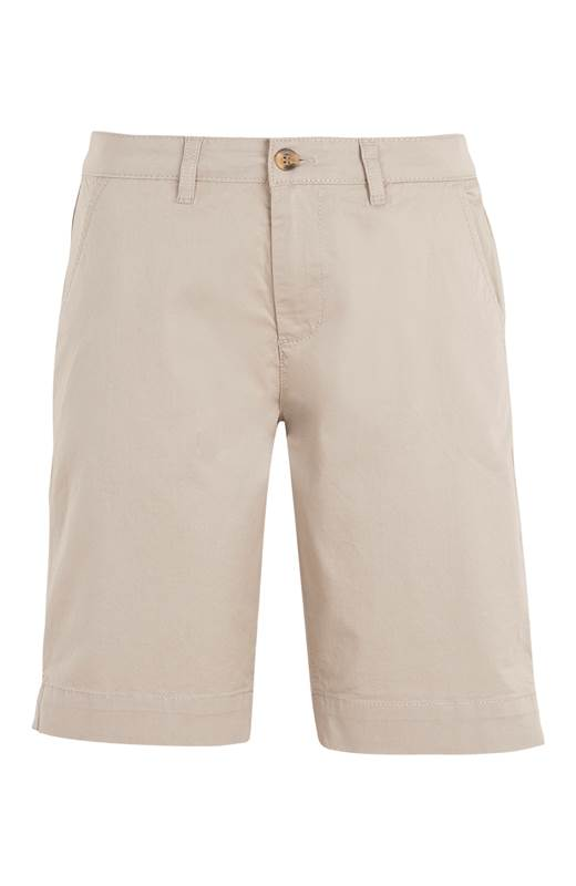 Cellbes Shorts i chinosmodell Beige