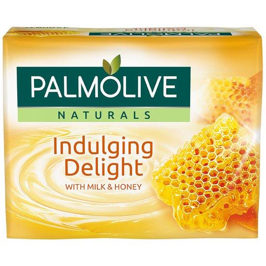 Tvål Honey & Milk 4-pack - 34% rabatt