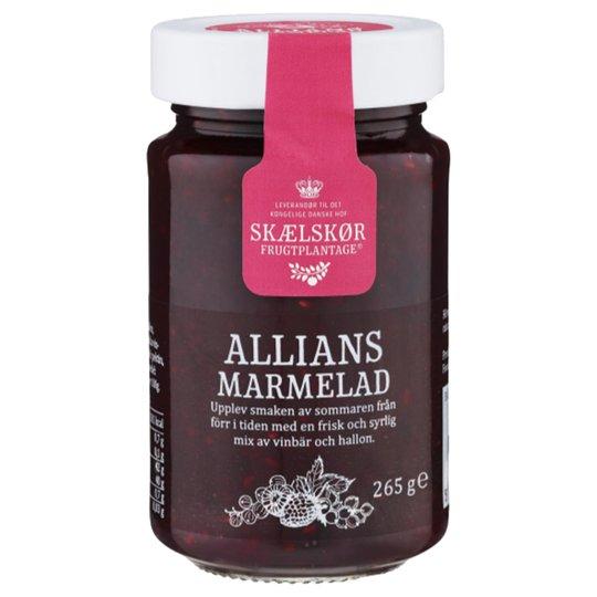 Marmelad Vinbär & Hallon 265g - 21% rabatt