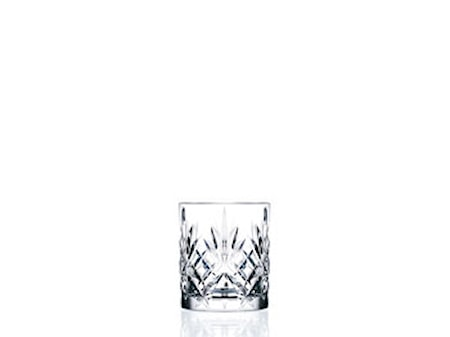 Melodia Whiskyglas 6 st
