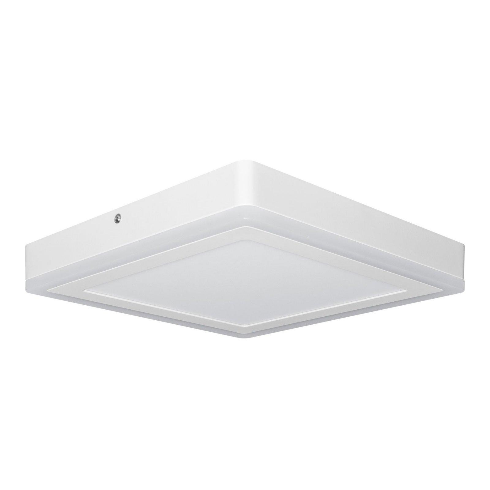 LEDVANCE LED Click White Square taklampe 30cm