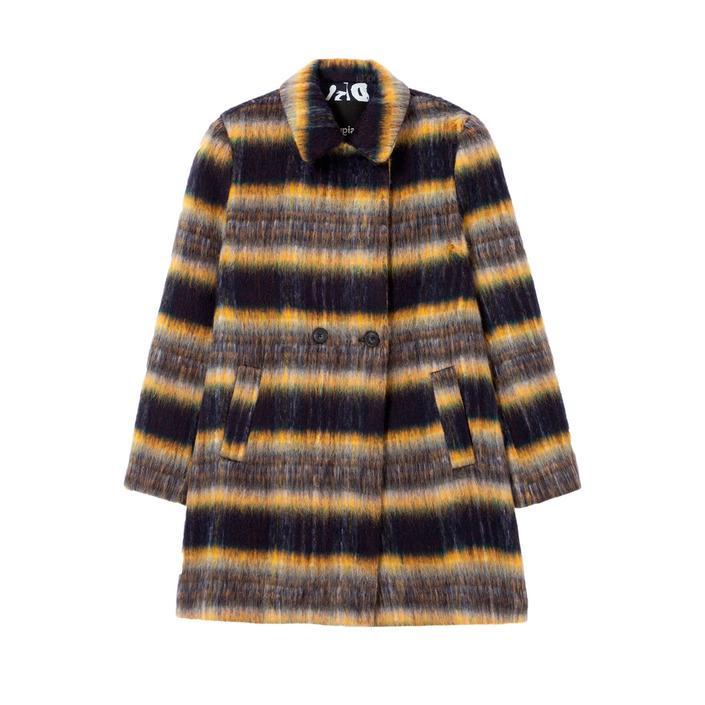 Desigual Women's Coat Multicolor 179981 - multicolor XL
