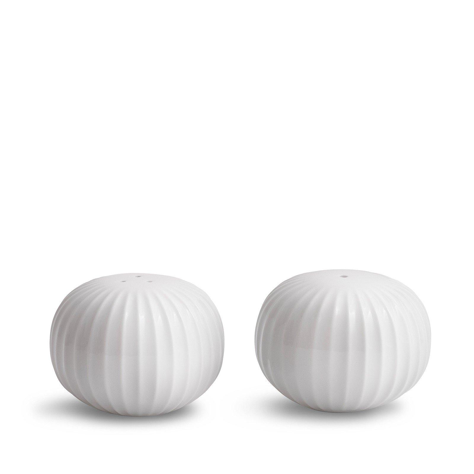Kähler - Hammershøi Salt & Pepper Set - White (692265)