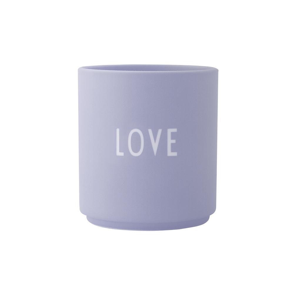 Design Letters - Favourite Cup - Love (10101002LAVENLOVE)
