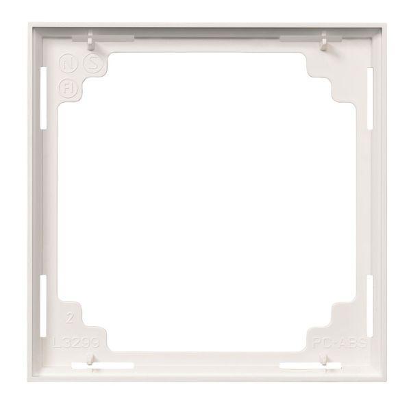 Elko Plus Dekorramme hvit 1 rom
