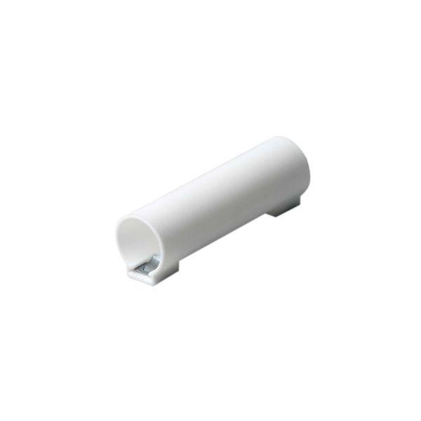 ABB AJ20 Skjøtemutter enkel å åpne og stenge 20 mm, hvit