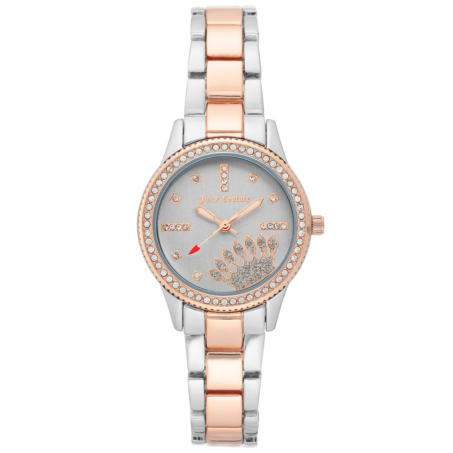 Juicy Couture Women's Watch Rose Gold JC/1110SVRT
