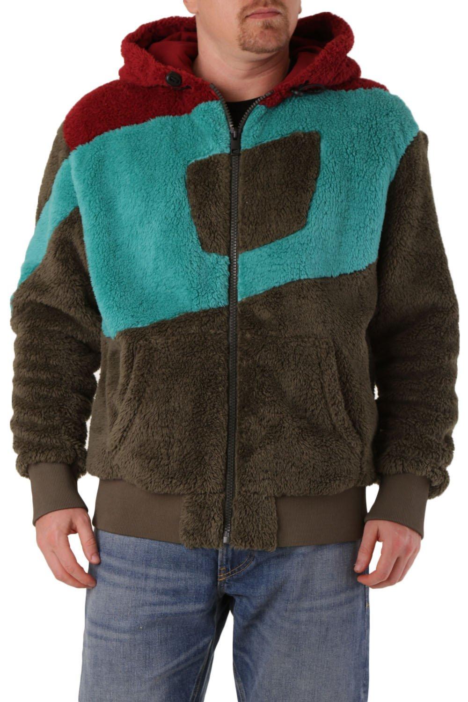 Diesel Men's Sweatshirt Various Colours 294123 - green L