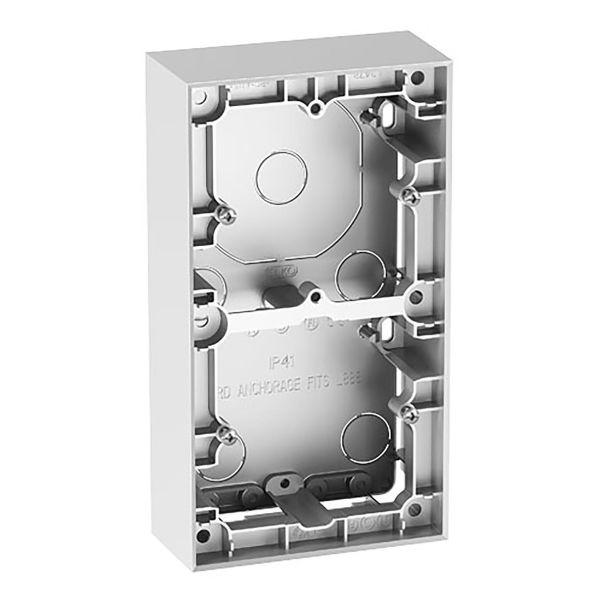 Elko Plus Korotuskehys 35 mm, alumiini 2 yksikköä