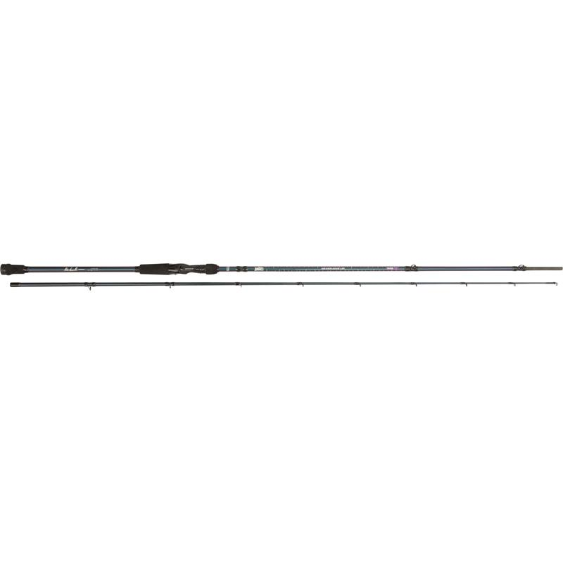 Abu Garcia IKE Signature 9' 20-50g 2-delt, Haspel