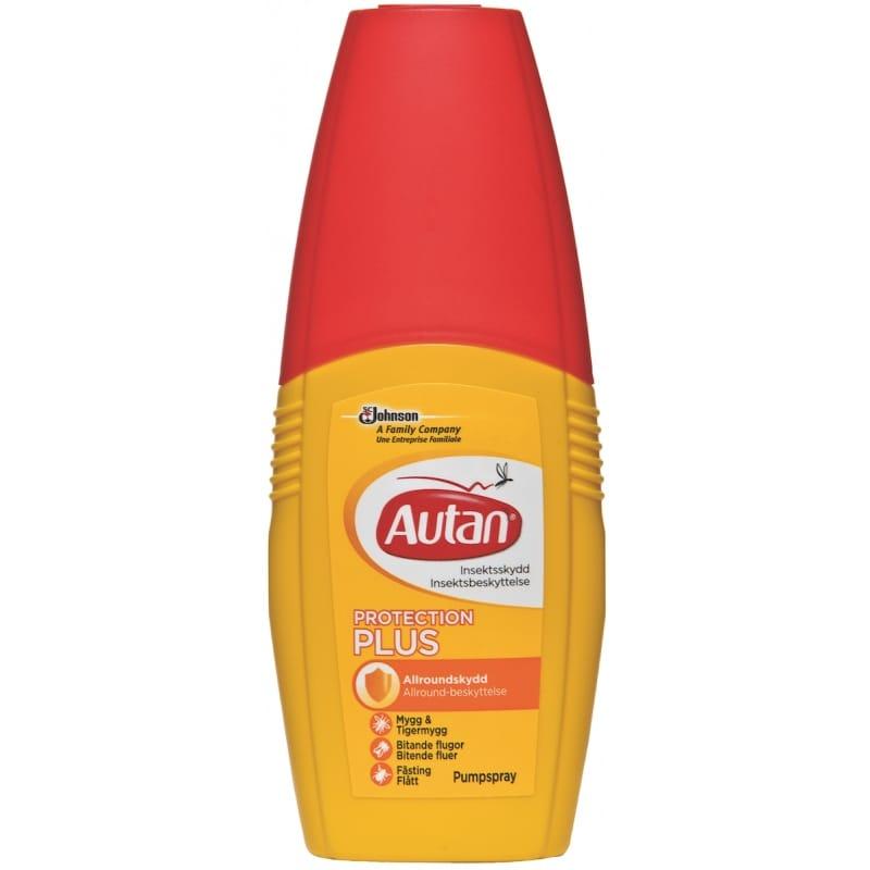 Autan Insektsskydd Protection Plus 100 ml