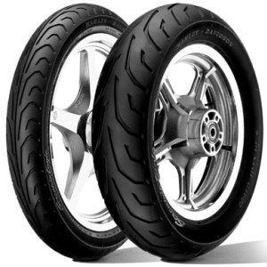 Dunlop GT 502 H/D ( 130/90B16 TL 67V M/C, takapyörä )