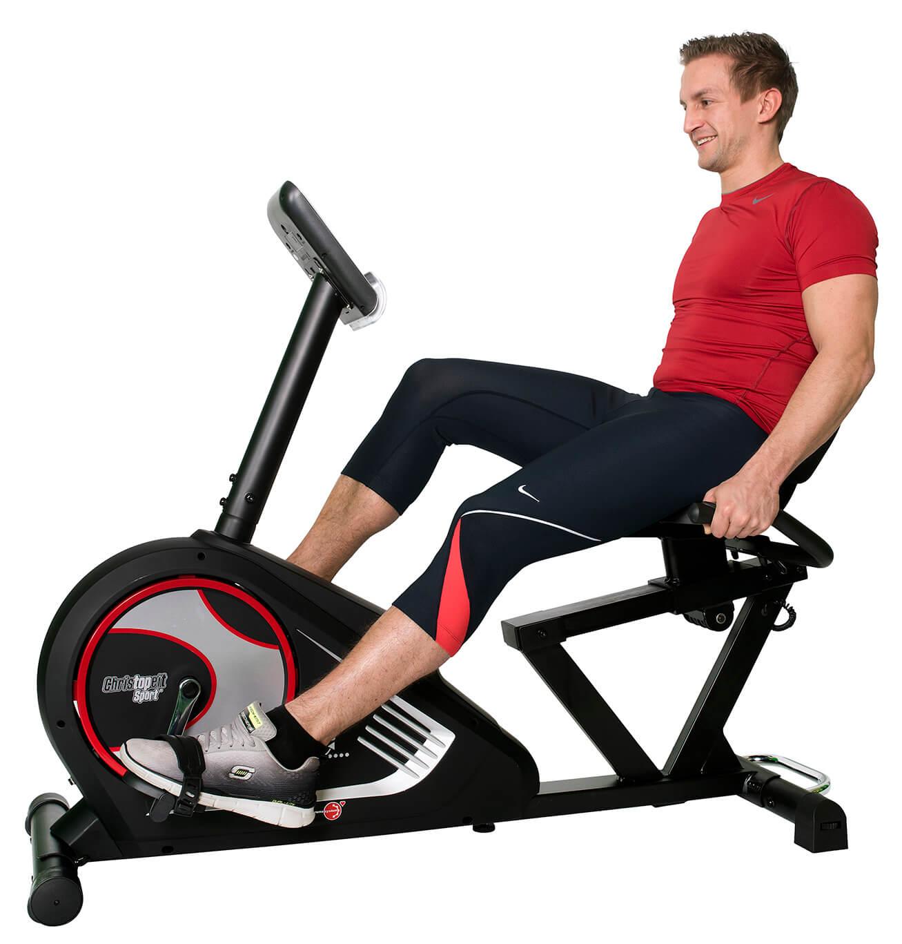 Sittande motionscykel RS3