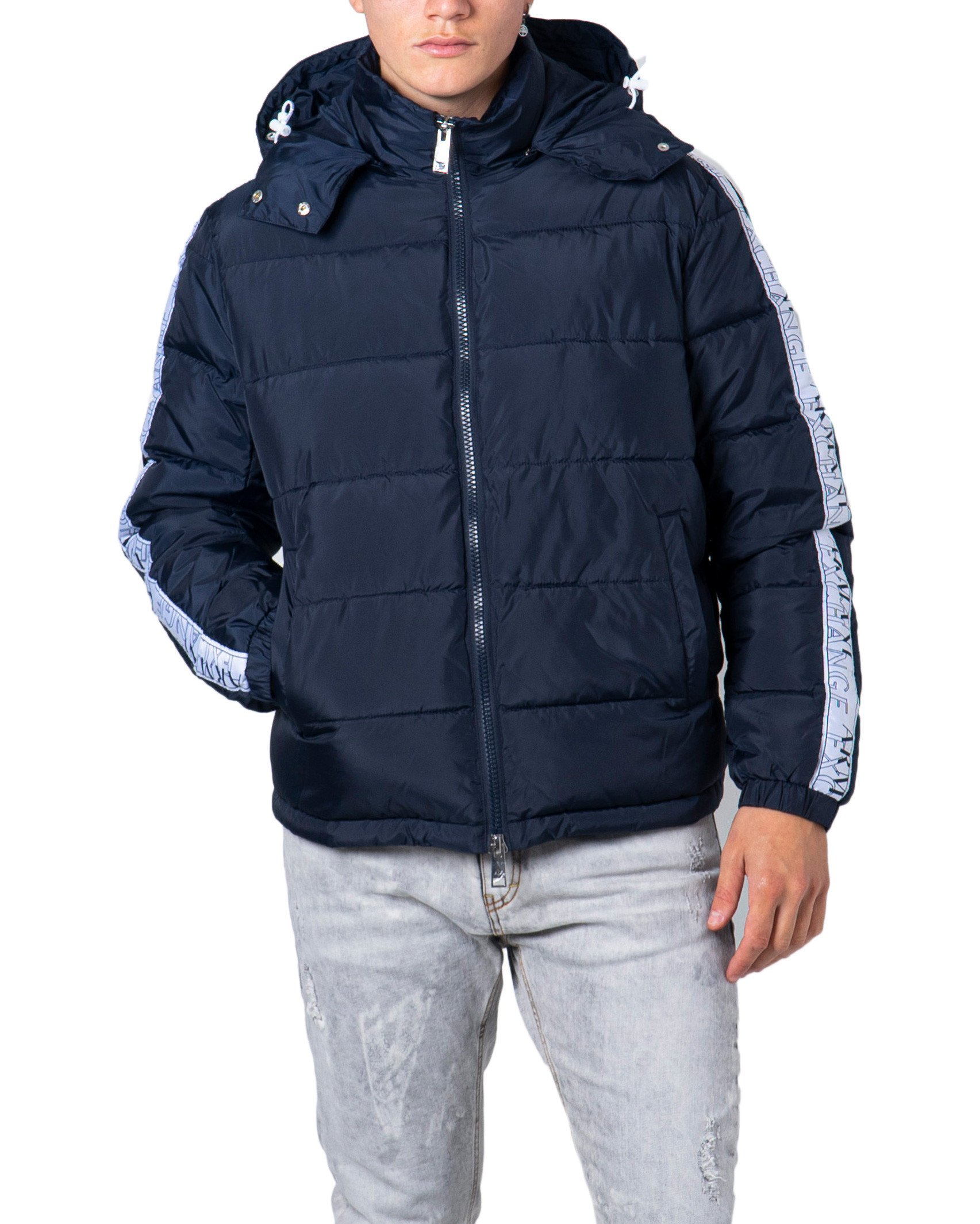 Armani Exchange Men's Jacket Various Colours 183107 - blue XS