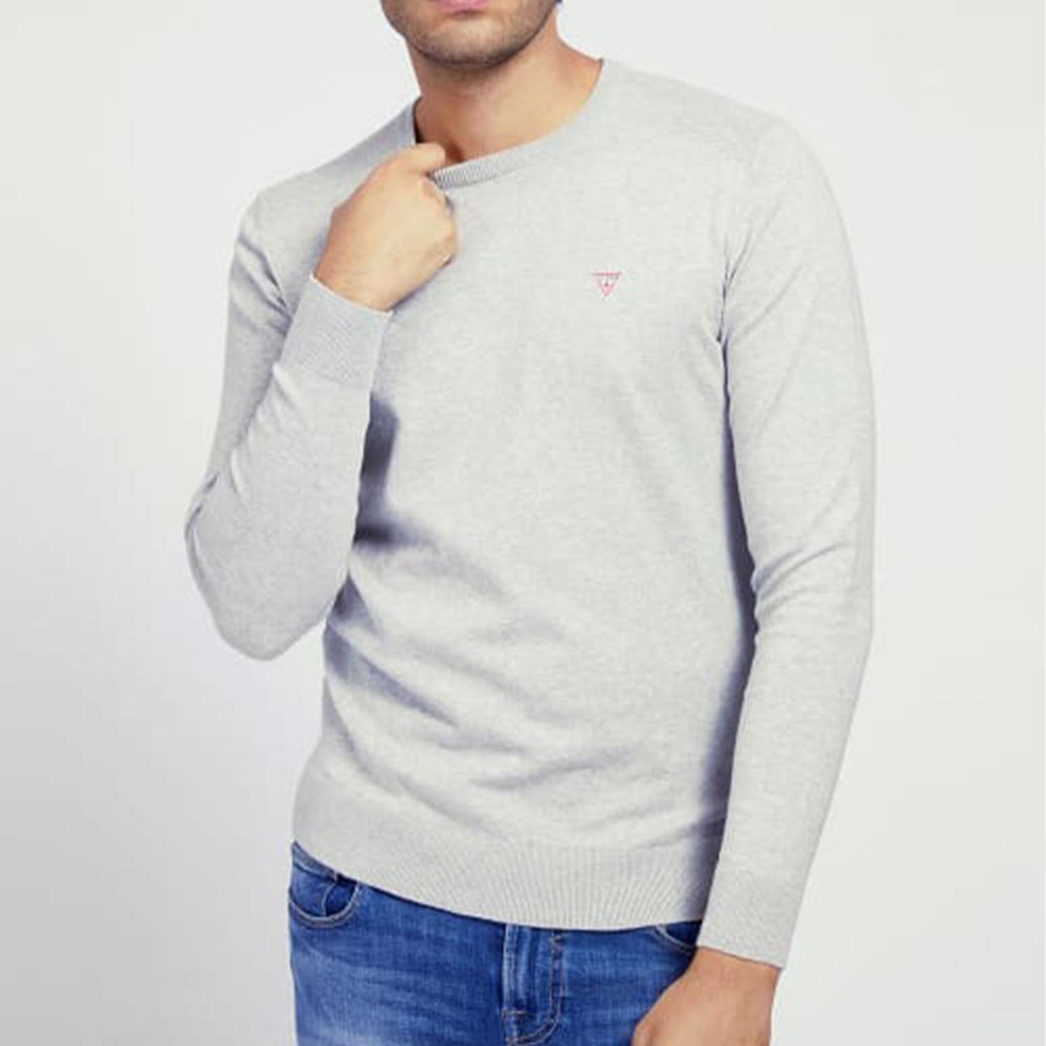 Jarrett Ls Cn 12 Gg Sweater