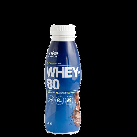Whey-80, Drink, 330 ml