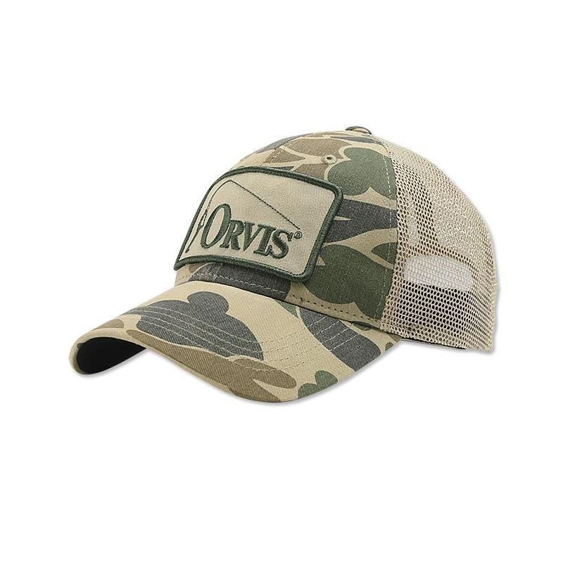 Orvis Retro Trucker Cap One size - Camo