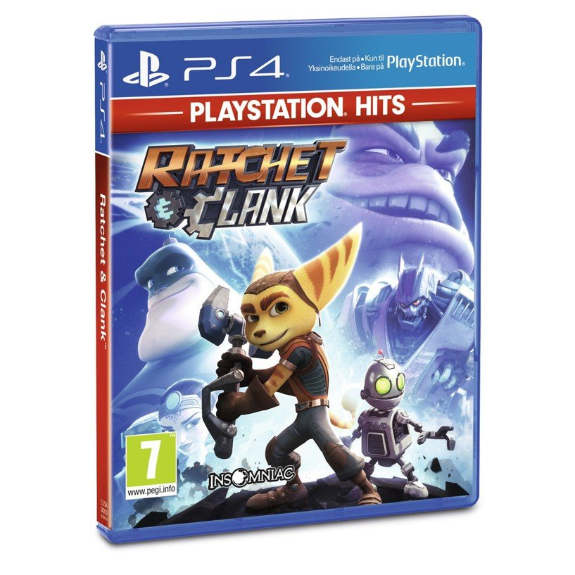 Ratchet & Clank (Playstation Hits) (Nordic)