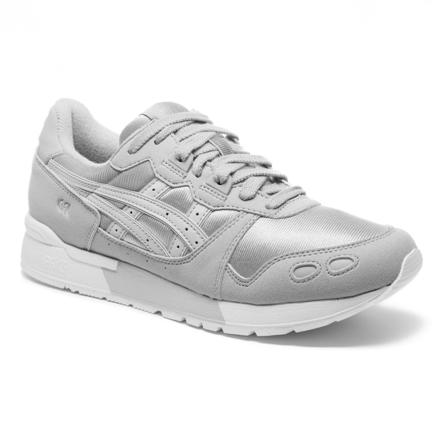 ASICS Men's Gel Lyte Trainers Grey 4549846123024 - 10.5 UK Grey Silver