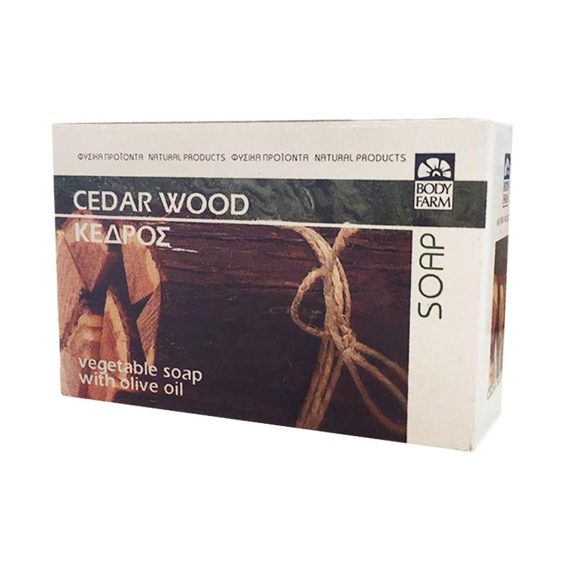 """Tvål """"Cedar Wood"""" 125g - 46% rabatt"""