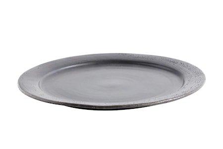 Swift Tallerken Keramik Svart 28,5 cm