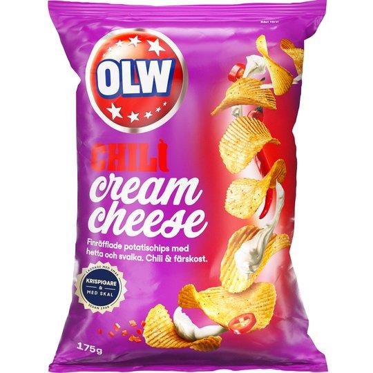Chips Chili Cream Cheese - 25% rabatt
