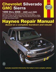 Haynes Reparationshandbok, Chevrolet Silverado Pick-up, Universal