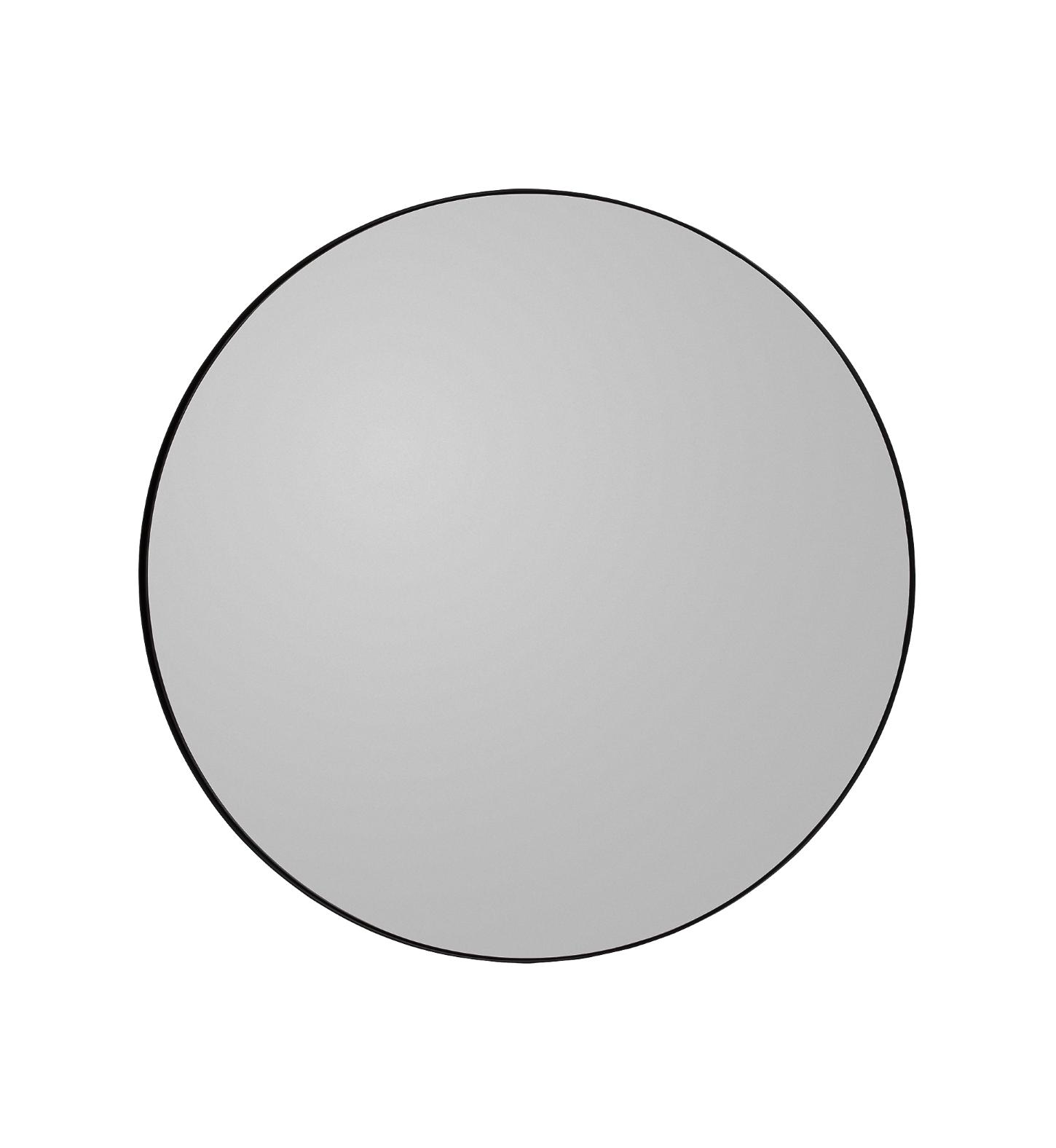 Spegel CIRCUM 90 cm black, AYTM