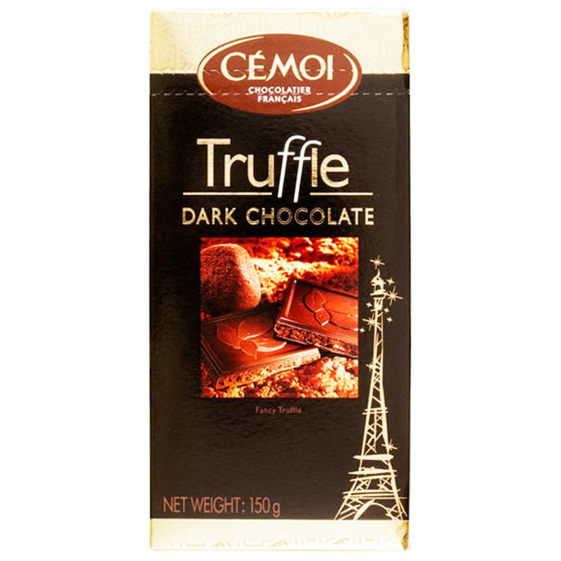 Mörk Choklad Tryffelfyllning 150g - 50% rabatt