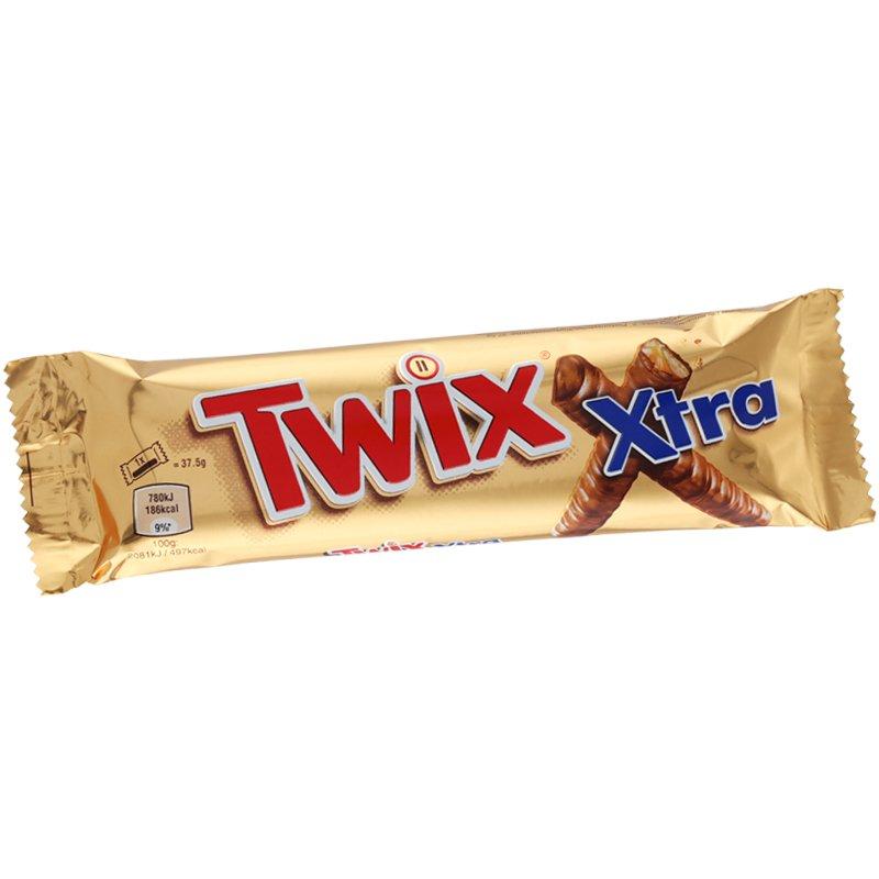 Twix Xtra - 18% rabatt