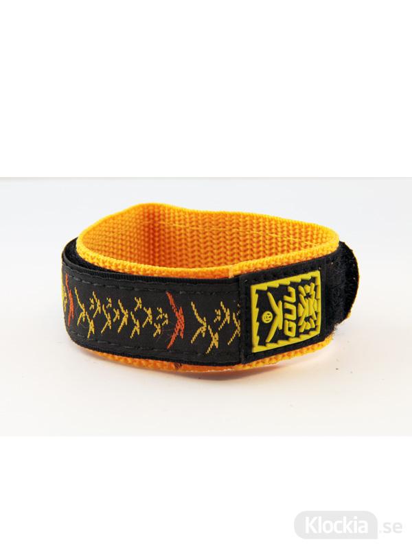 GUL Armband Velcro Std Birds Yellow 18mm - 20mm 439539