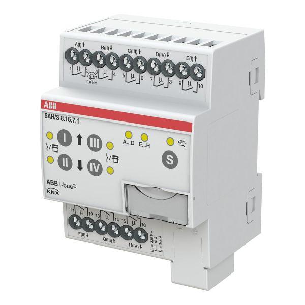 ABB 2CDG110250R0011 Combi-kytkinyksikkö 230V, 16 A Lähtöjen määrä: 8