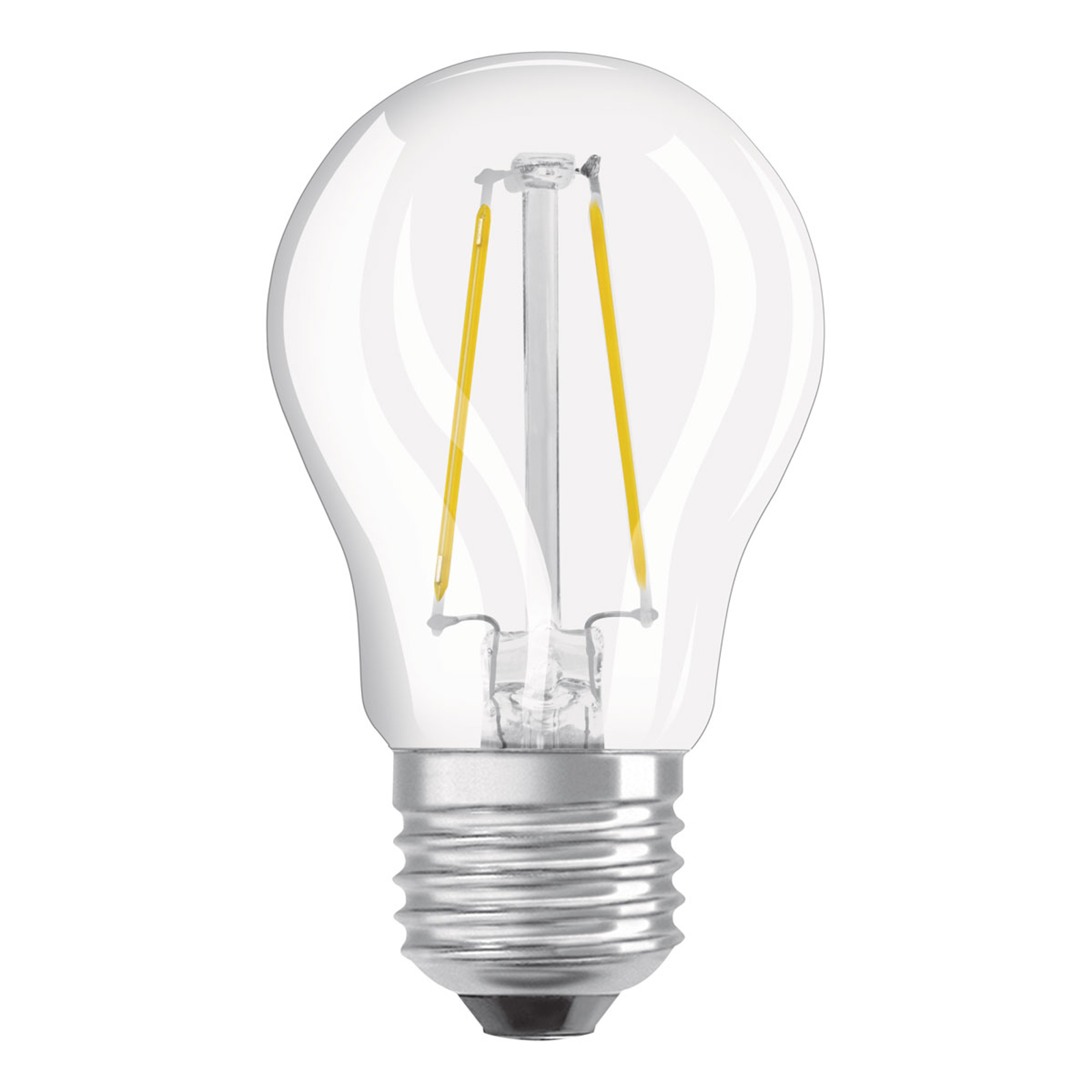 OSRAM-LED-lamppu E27 2,8W himmennettävä, kirkas