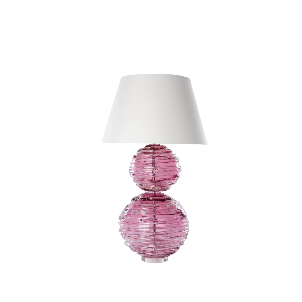 William Yeoward | Alfie Table Lamp Gold Ruby