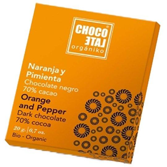 Eko Mörk Choklad Apelsin - 47% rabatt