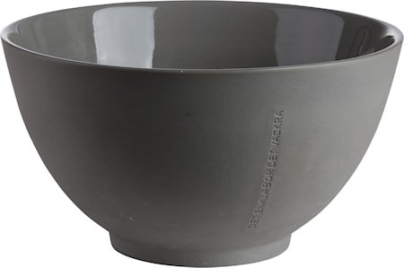 Skål i steingods 22 cm