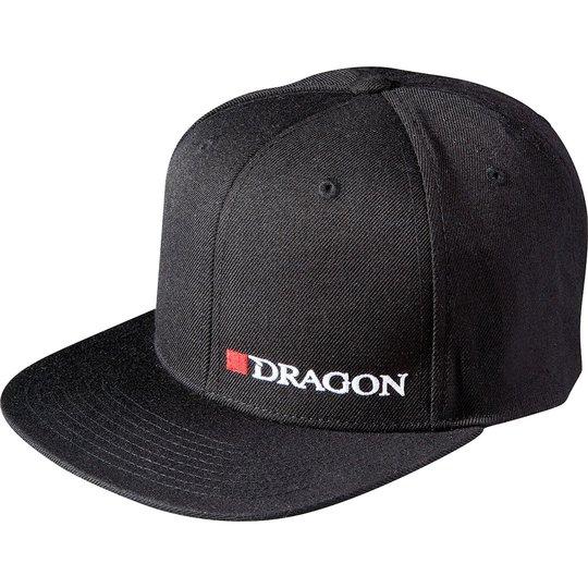Dragon Snap Back svart keps