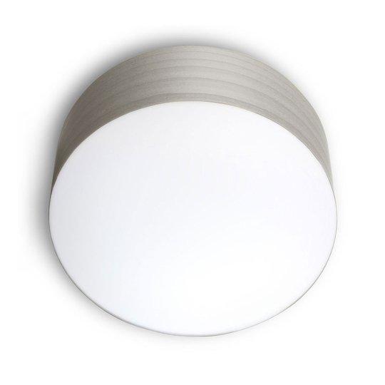LZF Gea taklampe 0-10V dim, Ø 20cm, grå