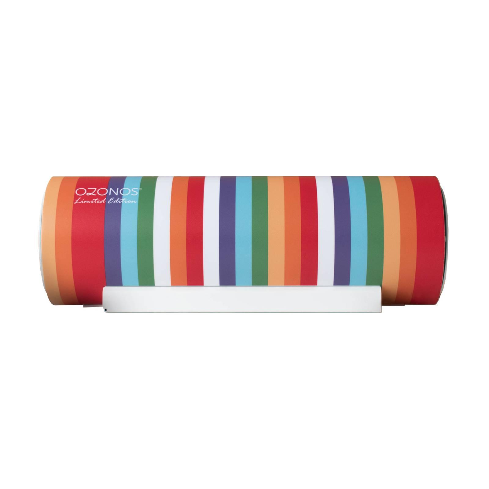 Ozonos AC-1 Plus -ilmanpuhdistin 0,115ppm, Rainbow