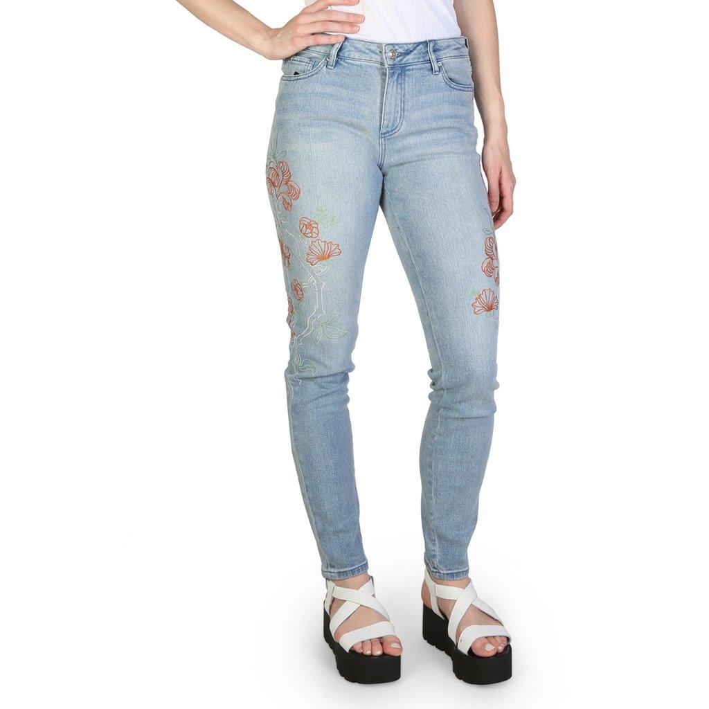 Armani Exchange Women's Jeans Blue 312073 - blue 25 UK